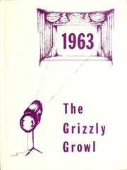 Page 1, 1963 Edition, Butler Community College - Grizzly Growl Yearbook (El Dorado, KS) online yearbook collection