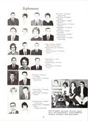 Page 12, 1963 Edition, Butler Community College - Grizzly Growl Yearbook (El Dorado, KS) online yearbook collection