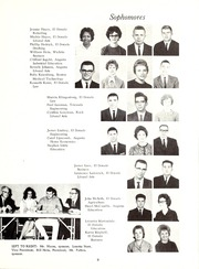 Page 13, 1963 Edition, Butler Community College - Grizzly Growl Yearbook (El Dorado, KS) online yearbook collection