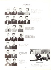 Page 16, 1963 Edition, Butler Community College - Grizzly Growl Yearbook (El Dorado, KS) online yearbook collection