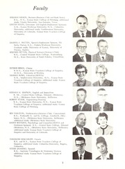 Page 9, 1963 Edition, Butler Community College - Grizzly Growl Yearbook (El Dorado, KS) online yearbook collection