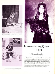 Page 19, 1972 Edition, Butler Community College - Grizzly Growl Yearbook (El Dorado, KS) online yearbook collection