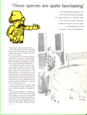 Page 6, 1976 Edition, Butler Community College - Grizzly Growl Yearbook (El Dorado, KS) online yearbook collection