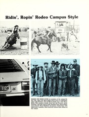 Page 15, 1981 Edition, Butler Community College - Grizzly Growl Yearbook (El Dorado, KS) online yearbook collection