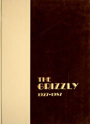 1987 Edition, Butler Community College - Grizzly Growl Yearbook (El Dorado, KS)