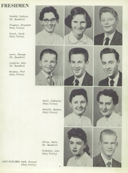 Page 11, 1957 Edition, St Benedict High School - Charitas Yearbook (Cambridge, OH) online yearbook collection