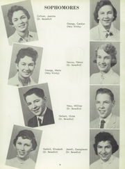 Page 13, 1957 Edition, St Benedict High School - Charitas Yearbook (Cambridge, OH) online yearbook collection
