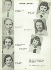 Page 14, 1957 Edition, St Benedict High School - Charitas Yearbook (Cambridge, OH) online yearbook collection