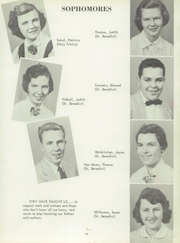 Page 15, 1957 Edition, St Benedict High School - Charitas Yearbook (Cambridge, OH) online yearbook collection