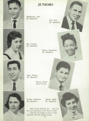 Page 16, 1957 Edition, St Benedict High School - Charitas Yearbook (Cambridge, OH) online yearbook collection