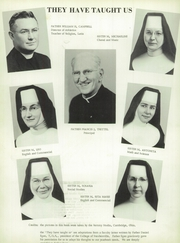 Page 8, 1957 Edition, St Benedict High School - Charitas Yearbook (Cambridge, OH) online yearbook collection