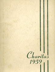 Page 1, 1959 Edition, St Benedict High School - Charitas Yearbook (Cambridge, OH) online yearbook collection