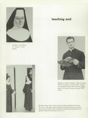 Page 8, 1959 Edition, St Benedict High School - Charitas Yearbook (Cambridge, OH) online yearbook collection
