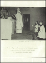Page 17, 1950 Edition, St Francis De Sales High School - Memoirs Yearbook (Newark, OH) online yearbook collection