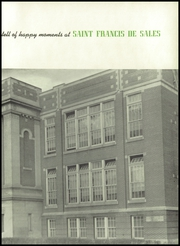 Page 7, 1950 Edition, St Francis De Sales High School - Memoirs Yearbook (Newark, OH) online yearbook collection