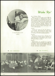 Page 8, 1950 Edition, St Francis De Sales High School - Memoirs Yearbook (Newark, OH) online yearbook collection
