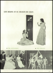 Page 9, 1950 Edition, St Francis De Sales High School - Memoirs Yearbook (Newark, OH) online yearbook collection