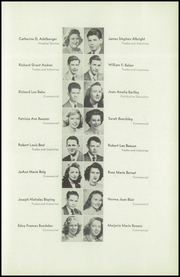 Page 13, 1947 Edition, Dayton Cooperative High School - Beavers Log Yearbook (Dayton, OH) online yearbook collection