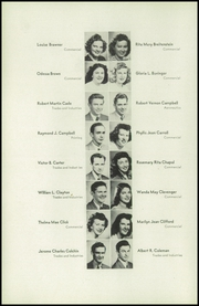 Page 14, 1947 Edition, Dayton Cooperative High School - Beavers Log Yearbook (Dayton, OH) online yearbook collection