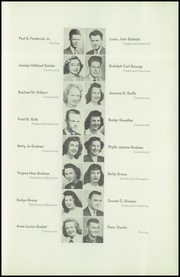 Page 17, 1947 Edition, Dayton Cooperative High School - Beavers Log Yearbook (Dayton, OH) online yearbook collection
