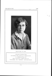 Page 10, 1929 Edition, McGuffey Foundation High School - Reflector Yearbook (Oxford, OH) online yearbook collection