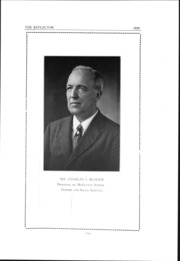 Page 12, 1929 Edition, McGuffey Foundation High School - Reflector Yearbook (Oxford, OH) online yearbook collection