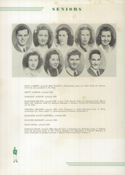 Page 12, 1941 Edition, McGuffey Foundation High School - Reflector Yearbook (Oxford, OH) online yearbook collection
