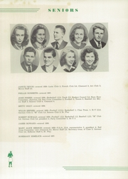 Page 13, 1941 Edition, McGuffey Foundation High School - Reflector Yearbook (Oxford, OH) online yearbook collection