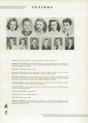 Page 17, 1941 Edition, McGuffey Foundation High School - Reflector Yearbook (Oxford, OH) online yearbook collection