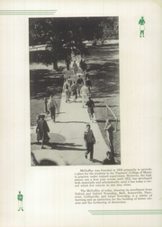 Page 6, 1941 Edition, McGuffey Foundation High School - Reflector Yearbook (Oxford, OH) online yearbook collection
