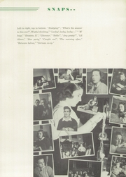 Page 9, 1941 Edition, McGuffey Foundation High School - Reflector Yearbook (Oxford, OH) online yearbook collection