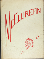 Page 1, 1947 Edition, McClure High School - McClurean Yearbook (McClure, OH) online yearbook collection
