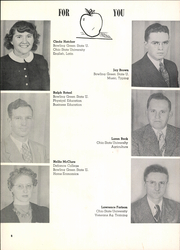 Page 12, 1947 Edition, McClure High School - McClurean Yearbook (McClure, OH) online yearbook collection