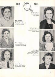 Page 13, 1947 Edition, McClure High School - McClurean Yearbook (McClure, OH) online yearbook collection