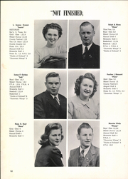 Page 16, 1947 Edition, McClure High School - McClurean Yearbook (McClure, OH) online yearbook collection