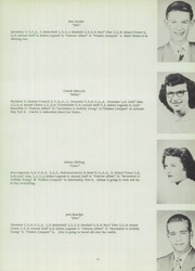 Page 15, 1954 Edition, McClure High School - McClurean Yearbook (McClure, OH) online yearbook collection