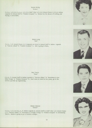 Page 17, 1954 Edition, McClure High School - McClurean Yearbook (McClure, OH) online yearbook collection
