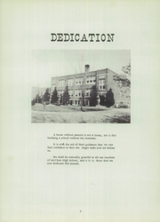 Page 7, 1954 Edition, McClure High School - McClurean Yearbook (McClure, OH) online yearbook collection