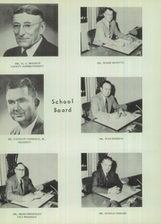 Page 8, 1954 Edition, McClure High School - McClurean Yearbook (McClure, OH) online yearbook collection