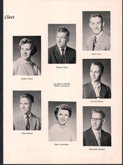 Page 13, 1956 Edition, Gettysburg High School - Cardinal Yearbook (Gettysburg, OH) online yearbook collection
