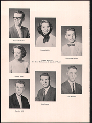 Page 14, 1956 Edition, Gettysburg High School - Cardinal Yearbook (Gettysburg, OH) online yearbook collection