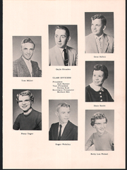 Page 15, 1956 Edition, Gettysburg High School - Cardinal Yearbook (Gettysburg, OH) online yearbook collection