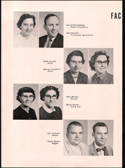 Page 8, 1956 Edition, Gettysburg High School - Cardinal Yearbook (Gettysburg, OH) online yearbook collection