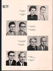 Page 9, 1956 Edition, Gettysburg High School - Cardinal Yearbook (Gettysburg, OH) online yearbook collection