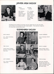 Page 12, 1964 Edition, Gettysburg High School - Cardinal Yearbook (Gettysburg, OH) online yearbook collection