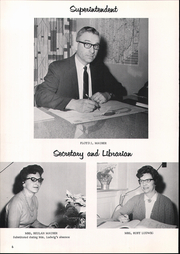 Page 10, 1966 Edition, Gettysburg High School - Cardinal Yearbook (Gettysburg, OH) online yearbook collection
