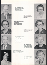 Page 17, 1966 Edition, Gettysburg High School - Cardinal Yearbook (Gettysburg, OH) online yearbook collection