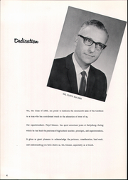 Page 8, 1966 Edition, Gettysburg High School - Cardinal Yearbook (Gettysburg, OH) online yearbook collection