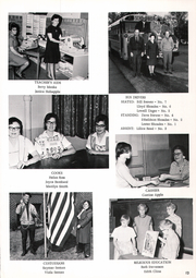 Page 17, 1970 Edition, Gettysburg High School - Cardinal Yearbook (Gettysburg, OH) online yearbook collection