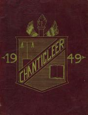 1949 Edition, Union Township High School - Chanticleer Yearbook (West Chester, OH)